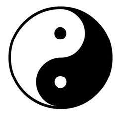 Yin & yang tattoo!! ❤
