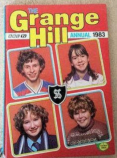 The Grange Hill Annual 1983 (BBC TV) - What was the fat kids name that hid crisps in his broken arm plastercast?