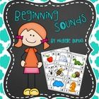 This phonemic awareness activity is ready to use in a literacy center or station.   You can use this activity as a whole class activity first to mo...