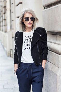 86e5ba8bd55 Agence de Top Modèles de plus de 40 ans - Paris. Looks FemmeFemme 40 AnsMode  Femme 50 ...
