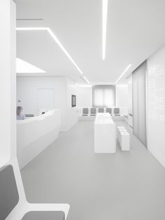 White Space Orthodontic Clinic By Bureauhub In Catania, Italy