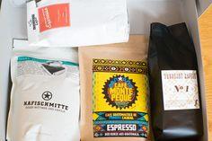 Michaels Bachelorarbeit: Fresh Coffee Month.