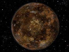 (320x240) Pixelart - Calisto (Jupiter's Moon) - Calisto (Luna de Júpiter)