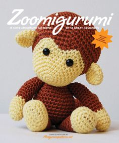 Zoomigurumi book, published by amigurumipatterns.net. Print and PDF versions available, as well as PDFs of individual patterns.