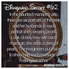 my favorite secret  #Disneyland #dlrsecrets