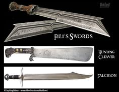 Dwarven weapons of the Durins