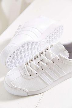 adidas Originials Samoa White Sneaker - Urban Outfitters