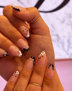 Polygel Nails, Nail Manicure, Swag Nails, Hair And Nails, Almond Acrylic Nails, Best Acrylic Nails, Stylish Nails, Trendy Nails, Acylic Nails