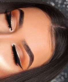 The perfect make-up for the eye - Make-up - # Eye # The # for # Perfect . - make-up - Eye Makeup Gorgeous Makeup, Pretty Makeup, Perfect Makeup, Unique Makeup, Simple Makeup Looks, Awesome Makeup, Simple Eye Makeup, Makeup Goals, Makeup Inspo