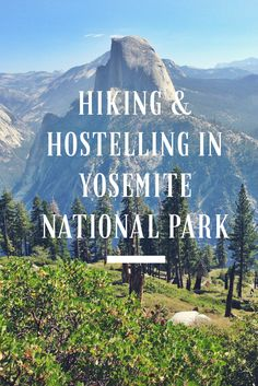 The story of my short trip to Yosemite National Park, including a 9 mile hike…