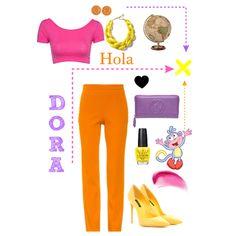 Dora the Explorer, fashion costume