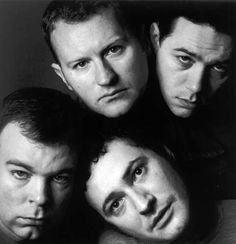 Mark Gatiss, Reece Shearsmith, Steve Pemberton and Jeremy Dyson