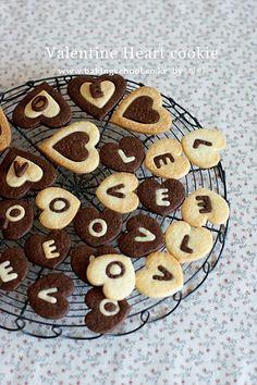 Валентина сердце Cookies