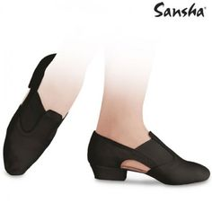 Sansha Magnifica Teaching Ballet Shoes