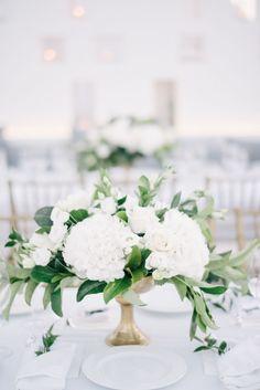 Photography : Ben Yew Photography + Film | Reception Venue : Rocabella Hotel Santorini | Event Design : Santorini Glam Weddings | Event Planning : Santorini Glam Weddings | Floral Design : Betty Flowers Santorini Read More on SMP: http://www.stylemepretty.com/2017/03/15/santorini-modern-minimalist-wedding/