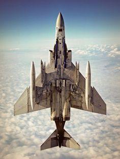 Air Force F-4 Phantom