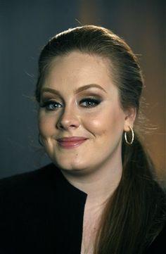 Adele... She's SO pretty!