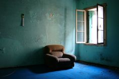 Your Blue Room by .chourmo., via Flickr
