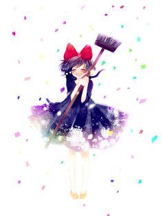 Kiki's Delivery Service - Ghibli <3