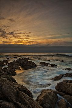 Carmel Point Sunset