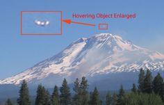 Na fazenda ECETI, perto do Monte Adams, no estado de Washington (EUA), James Gilliland tem agregado pessoas e evocado espaçonaves por muitos anos
