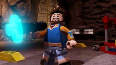 Kevin Smith as LEGO Kevin Smith in LEGO Batman 3!