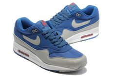 Online Nike Air Max 90 Embossing Woven Men Blue White