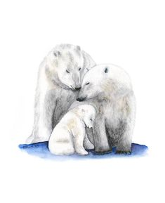 Hey, I found this really awesome Etsy listing at https://www.etsy.com/listing/201545134/polar-bear-wall-art-nursery-art-polar