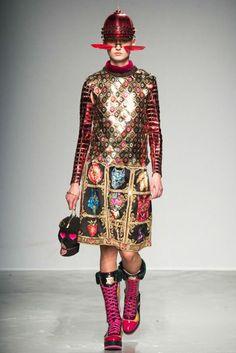 Manish Arora Autumn/Winter 2015 Ready-To-Wear Collection | British Vogue