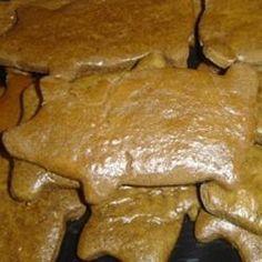 Marranitos (Mexican Pig-Shaped Cookies) Recipe and Video Pig Cookie Recipe, Shaped Cookies Recipe, Pig Cookies, Sugar Cookies Recipe, Cookie Recipes, Dessert Recipes, Dessert Ideas, Cookie Ideas, Dinner Recipes