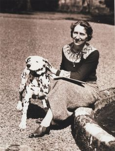 IWH and Dog - Isobel Wylie Hutchison - Wikipedia, the free encyclopedia