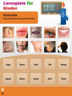 ipad app for kids,learning german