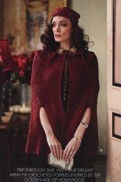 Vogue Knitting Crochet  - 2013
