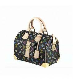 f214d1dc4777 Louis Vuitton Speedy 30 M92642 Louis Vuitton Multicolor