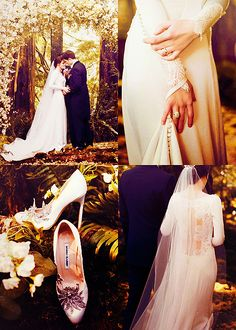 i know its Twilight and so cheesy, but i love the dress, and the shoes =)