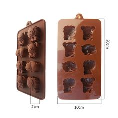 Bakeware Kitchen,dining & Bar Flowers To Win A High Admiration And Is Widely Trusted At Home And Abroad. Sporting 4 Lattices 3d Shaped Silicone Fondant Mold Diy Decorating Supplies Tool For Cake Pudding Chocolate Soap Polymer Clay