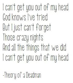 "Theory of a Deadman ""Out of My Head"""