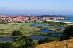 Parque Natural Marismas de Santoña, Victoria y Joyel - Turismo de Cantabria  #Cantabria #Spain
