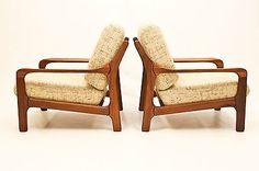 Danish-Komfort-pair-of-easychairs-Retro-Mid-Century