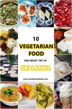 Travelling around the world as a vegetarian is a frighting thought to many travellers. But here in Sri Lanka, you don�t have to worry a second about finding vegetarian food, as Sri Lankan cuisine has its own best practices when it comes to cooking with vegetables.  If you are a vegetarian planning to visit Sri Lanka keep reading to find out 10 vegetarian food or save for later