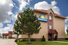 Exterior of Days Inn - near Kansas Speedway hotel in Kansas City, Kansas