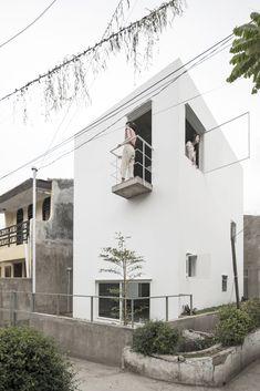 dce3353d4fa Galeria de As 100 melhores casas de 2018 - 75 Habitação Social