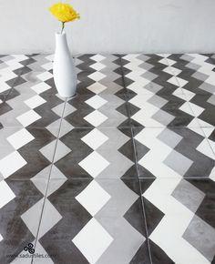 Sadus Tiles handmade cement tiles from Bali- Indonesia @Barbacoa in ...