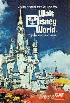 "gameraboy: ""Disney World 1977 attractions. From the 1977 Disney World Guide. Via Vintage Disneyland Tickets. More vintage Disney. Disney Home, Disney Parks, Walt Disney World, Disneyland Tickets, Vintage Disneyland, Disney World Guide, Walt Disney Animation, Disney Concept Art, Epcot"