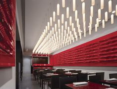 Evan Douglis Studio LLC // REptile// HAKU restaurant NY