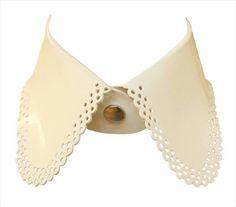 atsuko kudo luxury latex collar