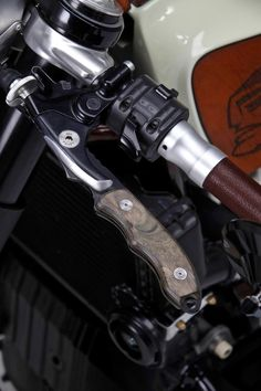 "Augh ""Suscettibile"" The Different Kappa - RocketGarage - Cafe Racer Magazine Cafe Racer Parts, Cafe Racer Bikes, Cafe Racer Build, Cafe Racers, Custom Bikes, Custom Motorcycles, Cx 500, Karts, Bmw K100"