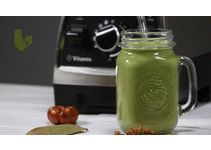 Pumpkin Pecan Pie Green Smoothie from Simple Green Smoothies Cookbook