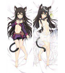 How Not to Summon a Demon Lord Rem Galleu Anime Dakimakura Body Pillow Case