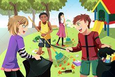 Volunteer Kids